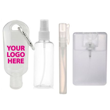 Plastic Spray Bottles & Hand Sanitizer Containers - Small Plastic Spray Bottles on Sale