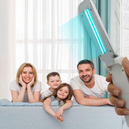 UV wand sterilizer