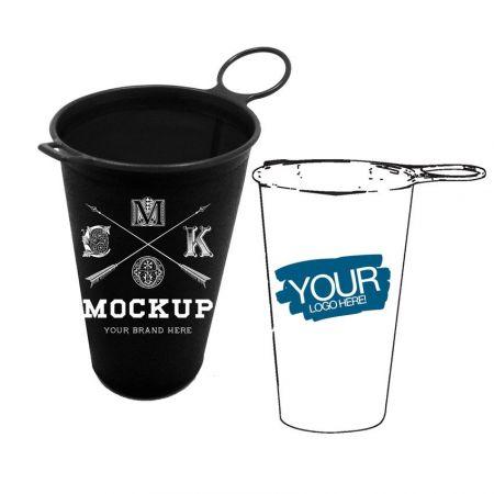 custom logo cup