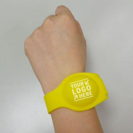 Personalized Hand Sanitizer Bracelet