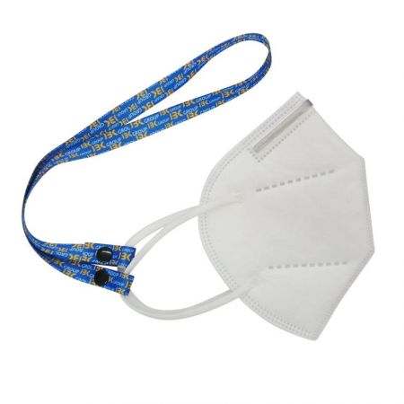 Face Mask Holder Strap