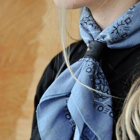 woggle neckerchief slide