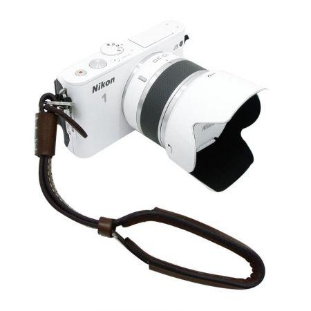 Leather Camera Wrist Strap - Wrist Leather Band Cusotm