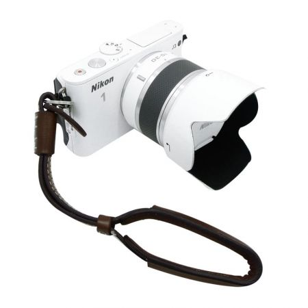 Leather Camera Wrist Strap - Wrist Leather Band Cusotm