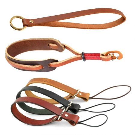 leather wrist strap bracelet
