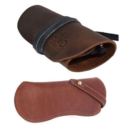 Leather Glasses Case Supplier