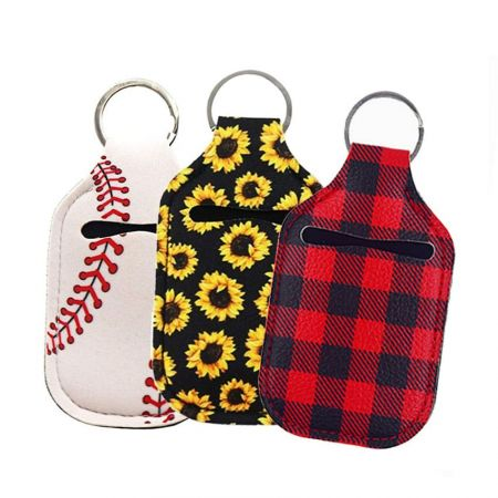 Neoprene Pocket Sanitizer Holder