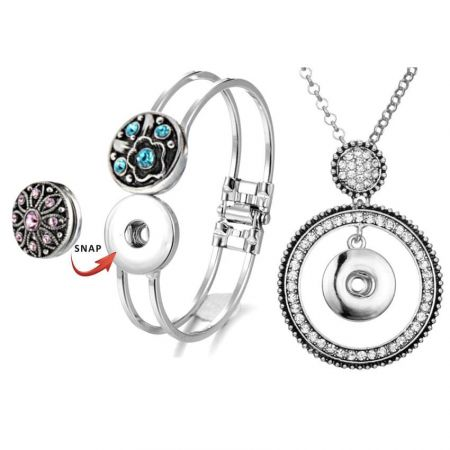 Snap Jewelry - Snap Jewelry Wholesale