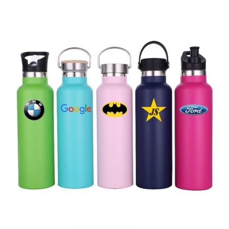 Personalized Thermal Water Bottle - Sports Vacuum Water Bottle