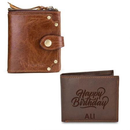 custom made wallets