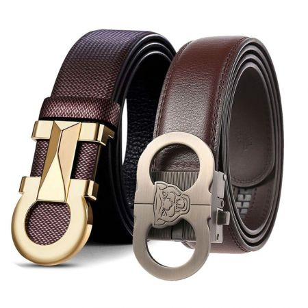 custom western belts