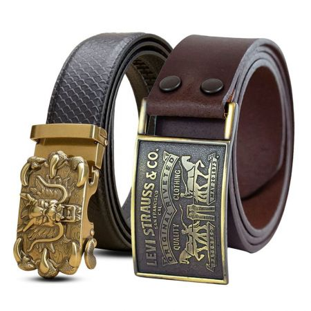 custom leather belt makers