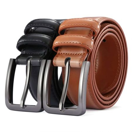 custom made leather belts