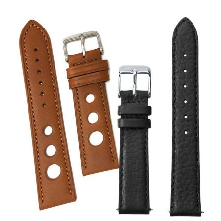 Personalized Leather watch strap