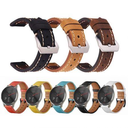 PU leather watch band