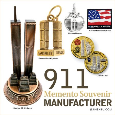 911 Memorial Product Manufacturer and Supplier - 911 souvenirs