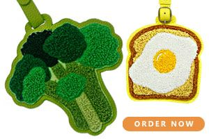 Wholesale Chenille Hang Tags