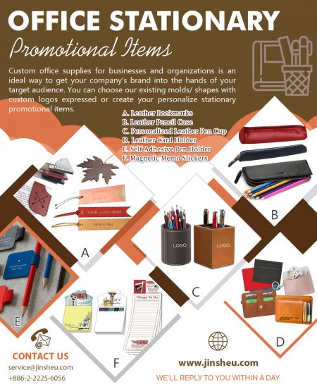 Office Stationery Promotional Items - Promotional Items for  Office Stationery