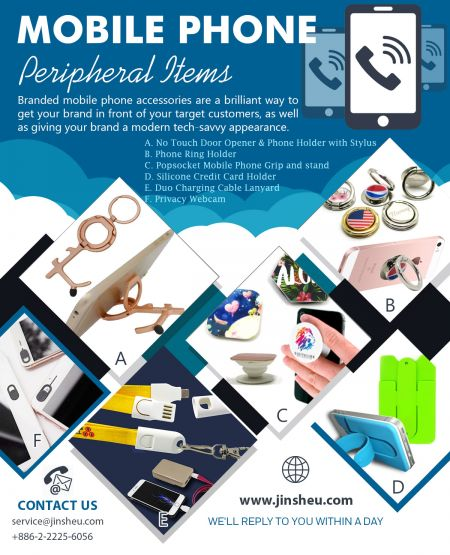 Mobile Phone Peripheral Items - Promotional Items for Mobile Phone