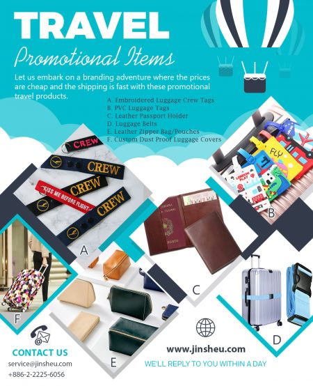 Travel Promotional Items - Promotional Items for Travel