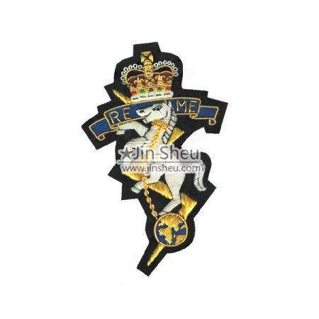 Custom Bullions Badge