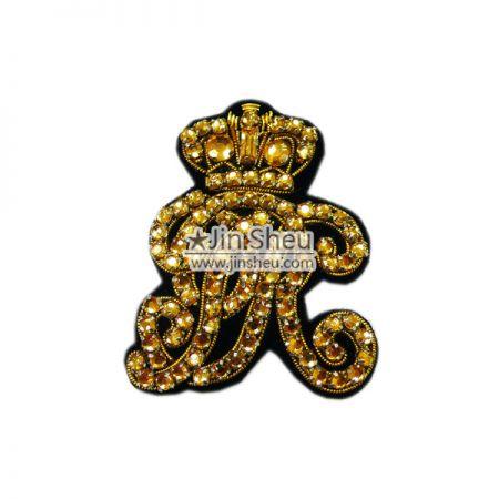 Gemstone Bullions Badge