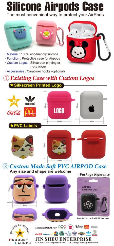 Wholesale Wireless AirPods Charging Covers - Wholesale AirPods Wireless Charging Covers