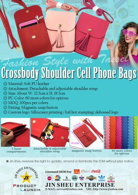 Crossbody Shoulder Cell Phone Bags - Crossbody Shoulder Cell Phone Bags