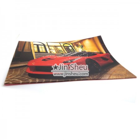 Silicone Placemat with IMD - In-mold Printing Silicone placemat