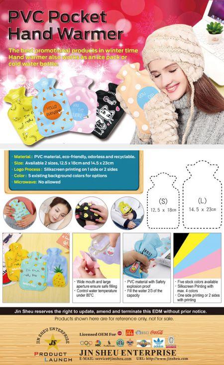 Promotional Hand Warmer Bottles - Promotional Hand Warmer Bottles, Hot Water Bottles