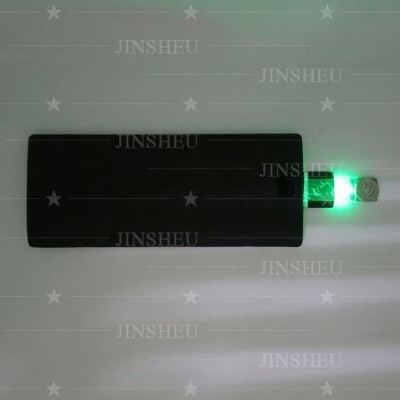 neoprene with led light