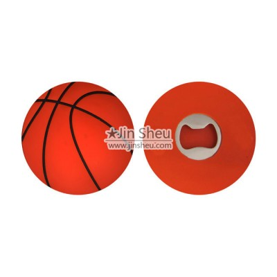 Basketball Bottle Opener - Basketball Bottle Opener