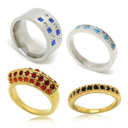 Jewelry Rings - Metal Ring Jewelry