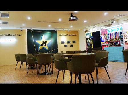 Redecorate Jin Sheu Taipei Showroom - Customized-Souvenir-Manufacturer-showroom