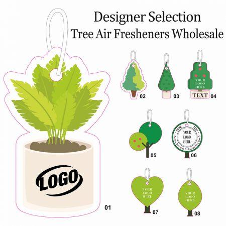 Custom Tree Air Fresheners - Tree Air Fresheners Wholesale