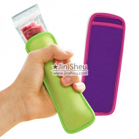 Neoprene Popsicle Sleeves - neoprene ice pop holders