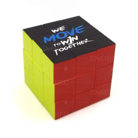 7cm Standard  Magic Cube - Custom Logo 7cm Puzzle Cubes