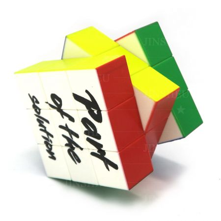 cheap custom made magic cube