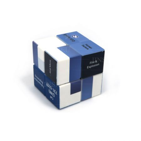 5cm ABS Magic Cube - Custom Logo Printing 2x2x2 Magic Cubes