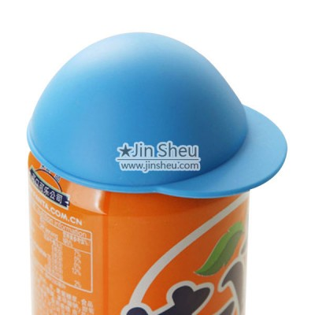 Silicone Can Cap - Custpm Made Silicone Can Cap