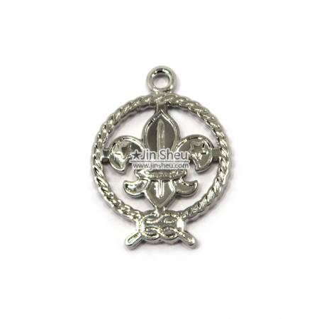 Sterling Silver Scout Charms