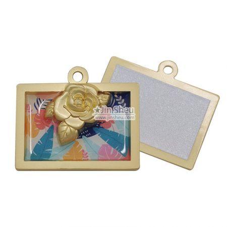 Custom Enamel pendant