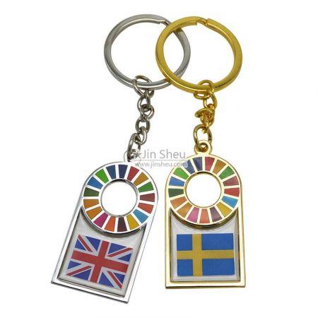 SDGs Keychains