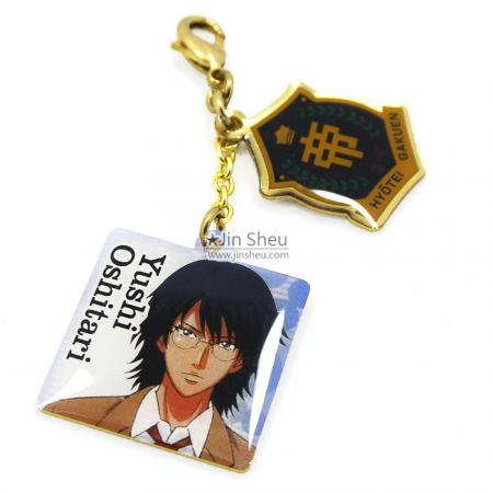 Anime charms - Custom Anime pendant