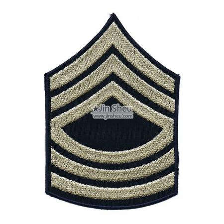 Master Sergeant Patch - Master Sergeant Embroidery Patch