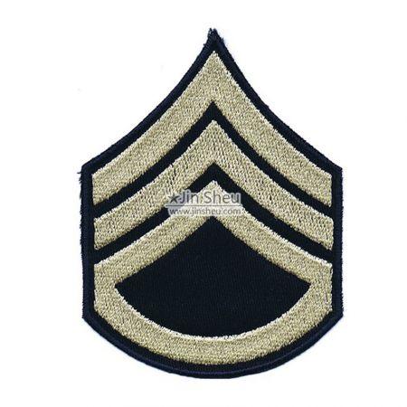 Staff Sergeant Patches - Staff Sergeant Rank Chevrons