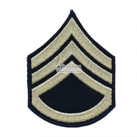 Staff Sergeant Patches - Staff Sergeant Rank Chevrons