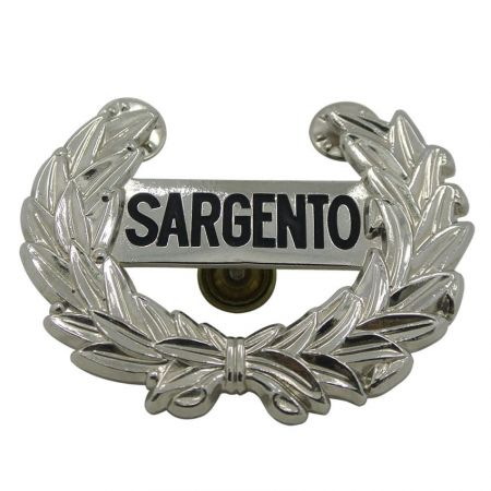 SARGENTO Military Hat Pins - Personalized military hat pins