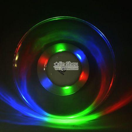 Open designed Light up coasters - Promotional Light up coaster