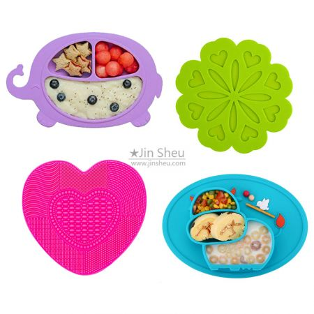 personalized silicone placemats